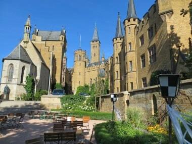 Hohenzollern innen