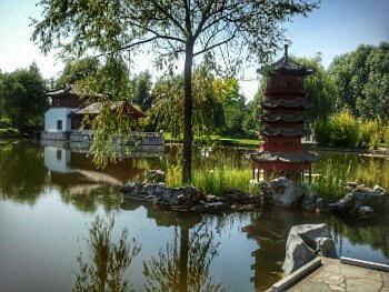 Chinesischer Garten 2