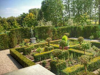 Rennaissance-Garten