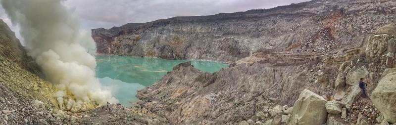 Ijen Krater