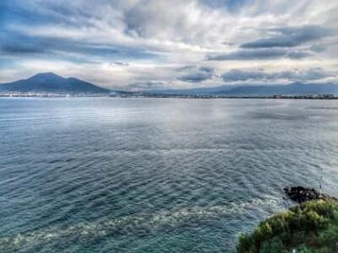 Golf von Neapel von Sorrent