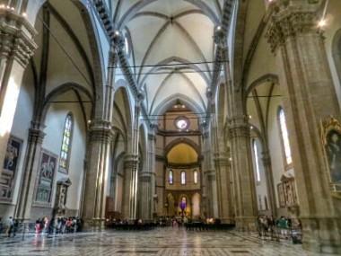 Kathedrale von Florenz innen