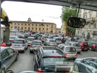 Verkehr in Rom