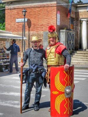 Pompeji Römer