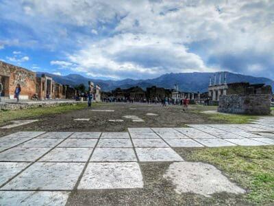 Forum Romanum Pompeji