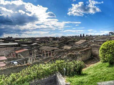 Pompeji Überblick