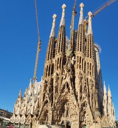 Basilika Sagrada Família