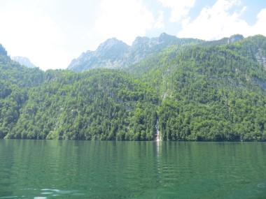 Überfahrt Königssee