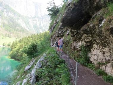 Weg um den Obersee
