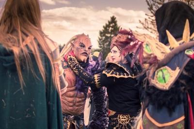 Chaos Kostüme LARP