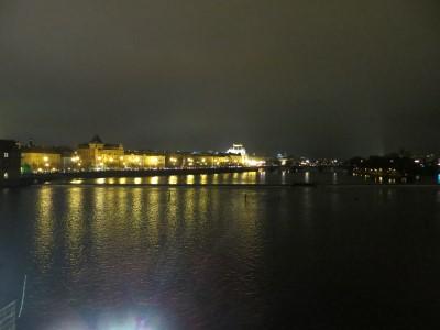 Moldau in Prag