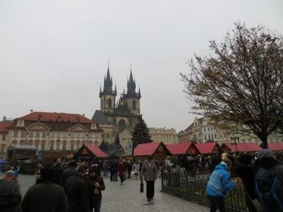 Prager Weihnachtsmarkt