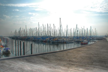 Yachthafen Heiligenhafen