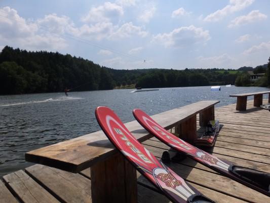 Wasserski Kirchheim Seepark