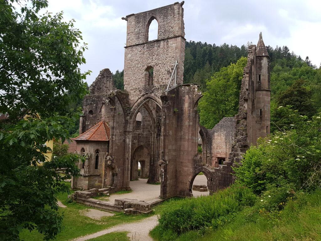 Klosterruine Allerheiligen, Schwarzwald