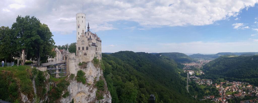 Schloss Lichtenstein, Schwarzwald